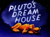 Pluto's Dream House Cartoon Picture