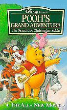 Pooh's Grand Adventure: The Search For Christopher Robin Video