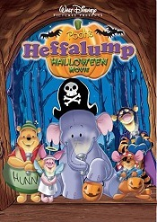 Pooh's Heffalump Halloween Movie Picture Into Cartoon