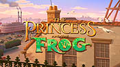 The Princess And The Frog Picture Of Cartoon