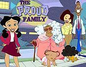 I Love You Penny Proud Cartoon Character Picture