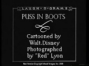Puss In Boots Cartoon Pictures