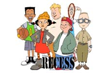 Disney's Recess Episode Guide Logo