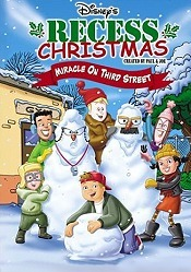 Recess Christmas: Miracle On Third Street Picture To Cartoon