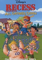 Recess: All Growed Down Picture Into Cartoon