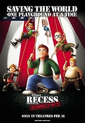 Recess: School's Out Cartoon Funny Pictures