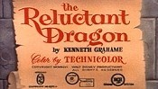 The Reluctant Dragon Cartoon Picture