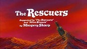 The Rescuers Cartoon Picture