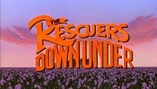 The Rescuers Down Under Cartoon Picture