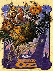 Return To Oz The Cartoon Pictures