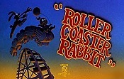Rollercoaster Rabbit Free Cartoon Picture