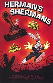 Herman's Shermans Picture Into Cartoon