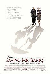 Saving Mr. Banks Cartoon Picture
