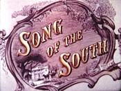Song Of The South The Cartoon Pictures