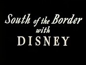 South Of The Border With Disney Cartoon Picture