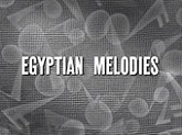 Egyptian Melodies Cartoon Picture