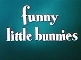 Funny Little Bunnies Cartoon Picture