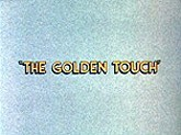 The Golden Touch Cartoon Character Picture