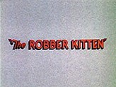 The Robber Kitten Cartoon Character Picture