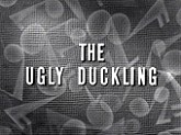 The Ugly Duckling Picture Of Cartoon