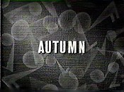 Autumn Pictures In Cartoon