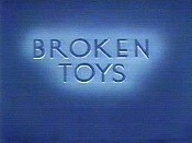 Broken Toys Cartoon Picture