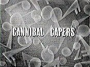Cannibal Capers Picture Into Cartoon