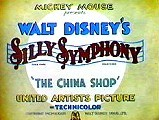 The China Shop Cartoon Picture