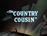 The Country Cousin Cartoon Character Picture