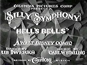 Hell's Bells Picture Into Cartoon