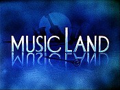 Music Land Cartoon Character Picture