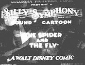 The Spider And The Fly Picture Of Cartoon