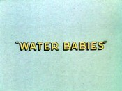 Water Babies Cartoon Character Picture