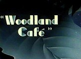 Woodland Caf� Cartoon Picture