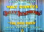 The Pied Piper Pictures Cartoons