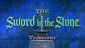 The Sword In The Stone Cartoon Character Picture