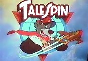 Baloo Thunder Picture Of Cartoon