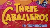 The Three Caballeros The Cartoon Pictures