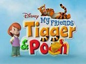 Tigger's Hiccup Pickup Free Cartoon Picture