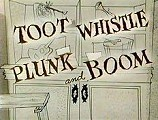 Toot, Whistle, Plunk And Boom Picture To Cartoon