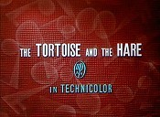 The Tortoise And The Hare Picture Of Cartoon