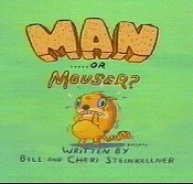 Man...or Mouser? Pictures Of Cartoon Characters