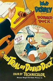 The Trial Of Donald Duck Picture To Cartoon
