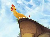 The Lion Guard Cartoon Picture