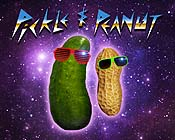 Pickle & Peanut (Series) Cartoon Character Picture