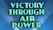 Victory Through Air Power Cartoon Picture