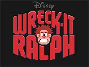 Wreck-It Ralph Picture Into Cartoon