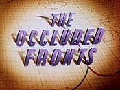 The Occluded Fronts Pictures Of Cartoons