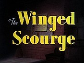 The Winged Scourge Cartoon Picture