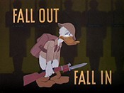 Fall Out, Fall In Cartoon Picture